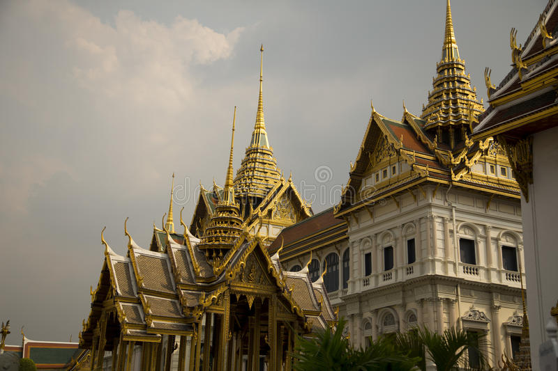 Royal Grand Palace royalty free stock photography