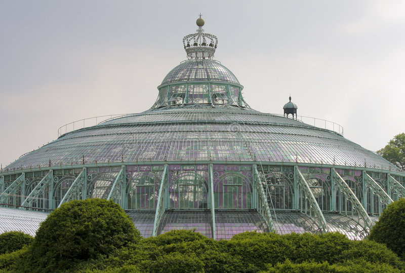 Royal Greenhouses in Brussels
