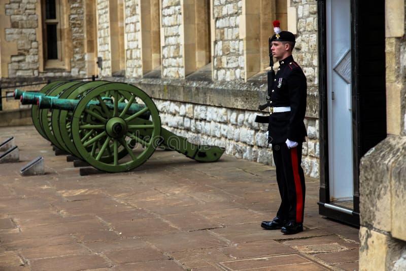 Download Royal Guard. Tower Of London. Editorial Image - Image: 28991525