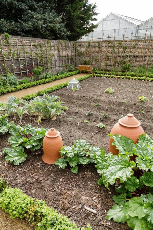 Royal Kitchen Garden at Kew royalty free stock photos