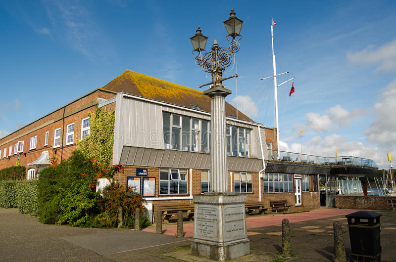 Download Royal Lymington Yacht Club, Hampshire Editorial Photo - Image: 35294146