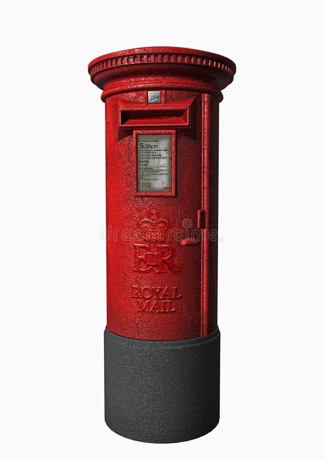 Royal Mail royalty illustrazione gratis