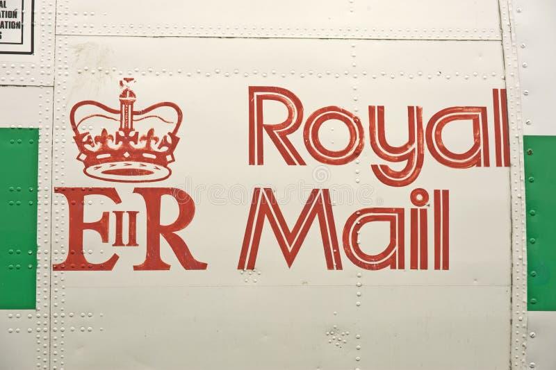 Download Royal Mail Logo. Editorial Stock Photo - Image: 19862998