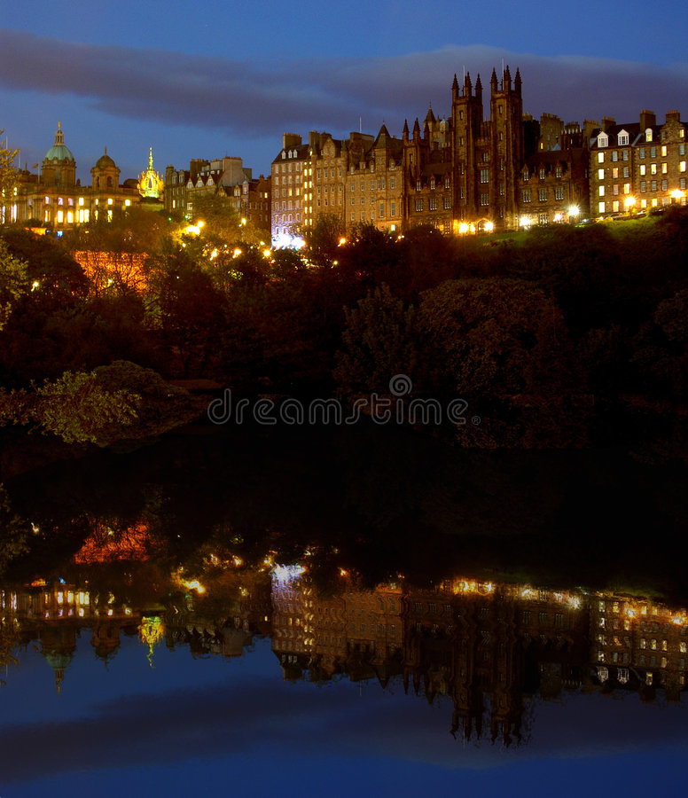 Download Royal Mile At Lakeside Stock Image - Image: 2310121