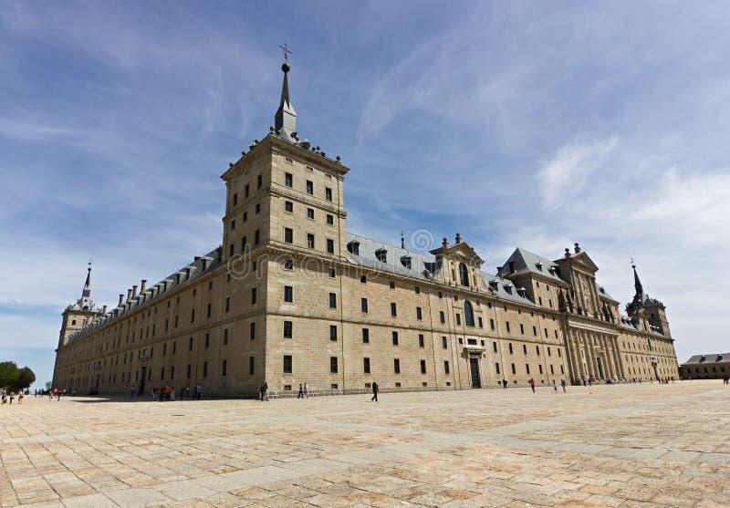 Download Royal Monastery facade editorial photography. Image of lorenzo - 25092207