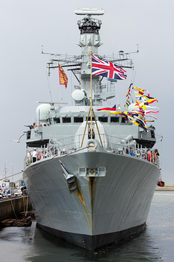 Download Royal Navy frigate editorial photo. Image of naval, cannon - 25618826