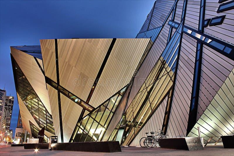 Royal Ontario Museum stock photos