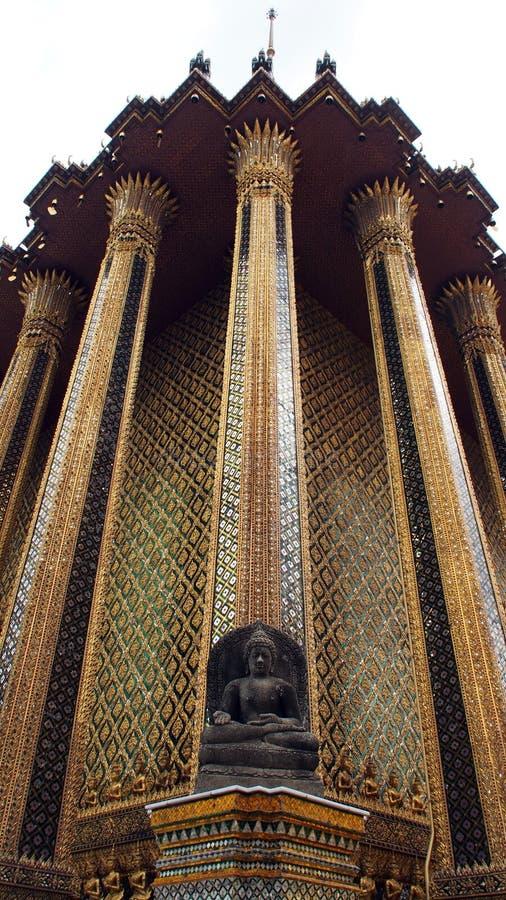 Royal Palace Μπανγκόκ στοκ εικόνες