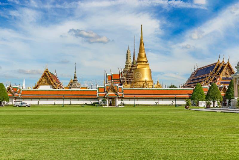 Royal Palace στη Μπανγκόκ, Ταϊλάνδη στοκ εικόνες