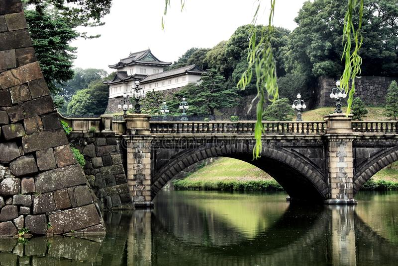 Download The royal palace stock image. Image of building, tokyo - 14810417