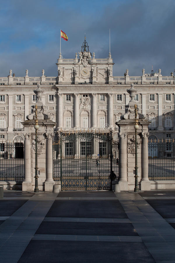 Download Royal Palace stock image. Image of europe, culture, tourism - 28508599