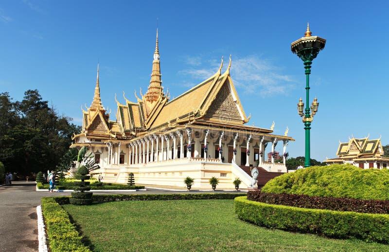 Royal Palace fotografering för bildbyråer