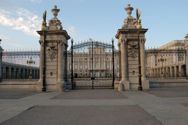 Royal Palace fotos de archivo libres de regalías
