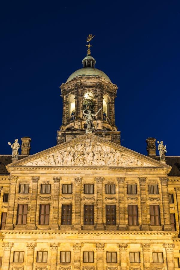 Download Royal Palace A Amsterdam, Paesi Bassi Fotografia Editoriale - Immagine di reale, cityscape: 55360907