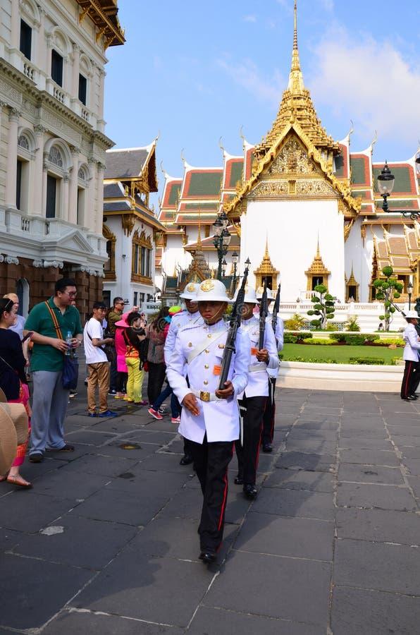 Royal Palace. Bangkok, Thailand stock image