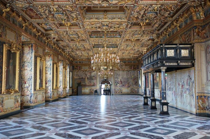 Download Royal Palace stock photo. Image of denmark, palace, hall - 32990686