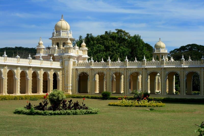 Royal Palace bij Mysore-XXXII stock afbeelding