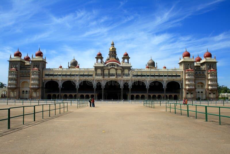 Royal Palace em Mysore-XX imagens de stock royalty free