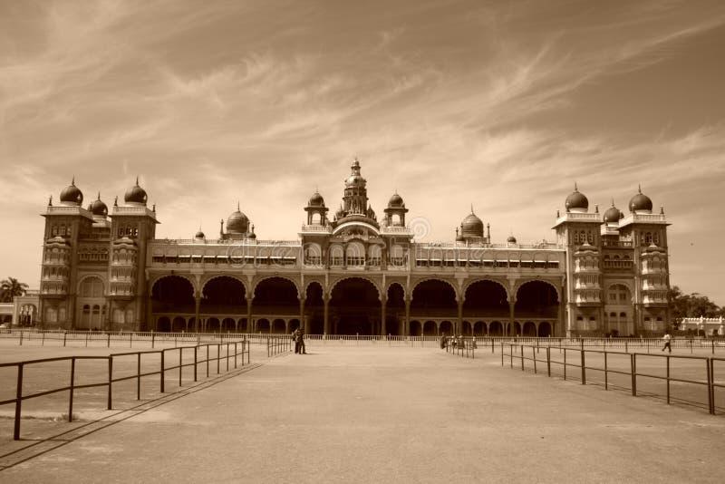 Royal Palace em Mysore-XXI imagens de stock