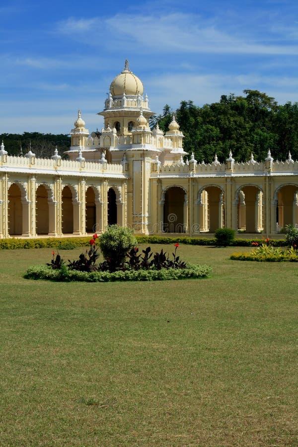 Royal Palace em Mysore-XXXI fotografia de stock royalty free