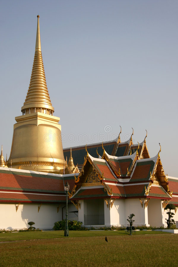Free Royal Palace In Bangkok Royalty Free Stock Photos - 1365508