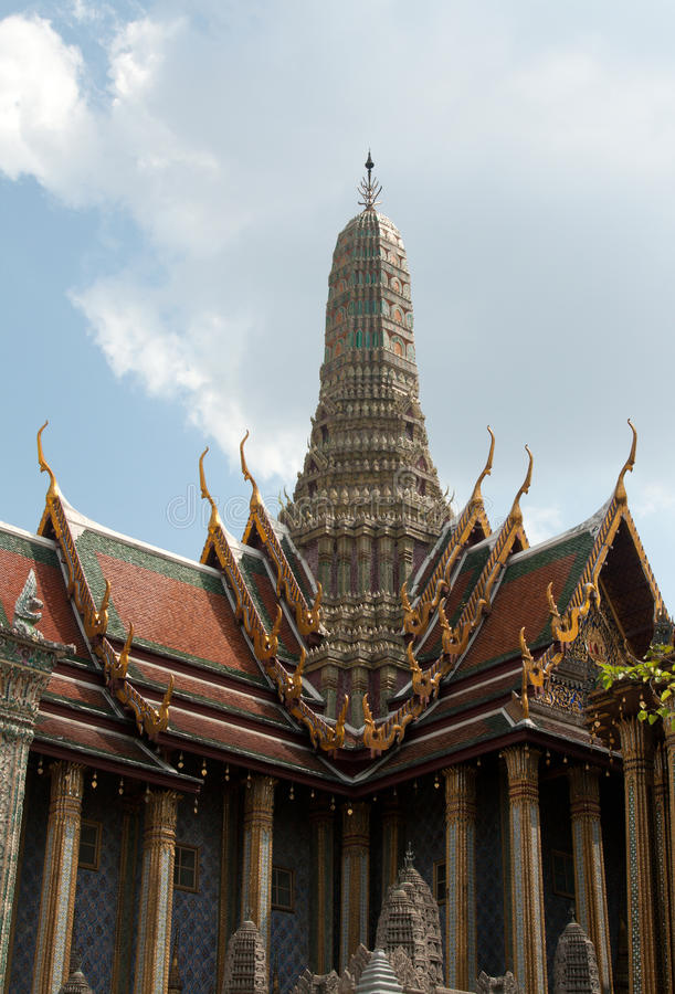 Free Royal Palace In Bangkok Thailand Royalty Free Stock Photos - 13173558