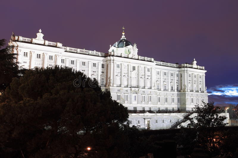 Download Royal palace in Madrid stock photo. Image of madrid, palace - 29552140