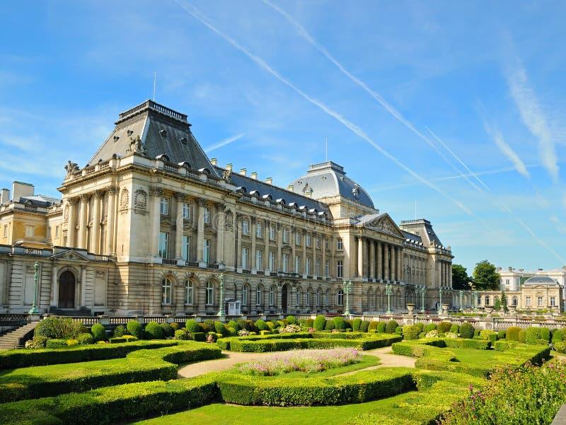 Royal Palace osserva dal DES Palais del posto fotografia stock