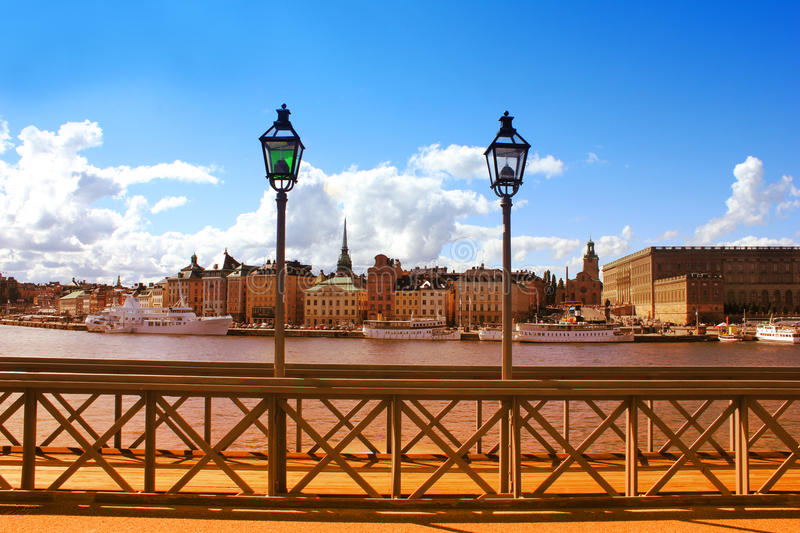Download The Royal Palace In Stockholm, Sweden Stock Photo - Image of landmark, beautiful: 20765922