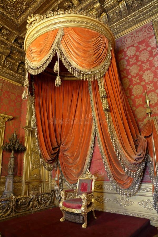 Royal Palace, Turijn, Italië stock foto