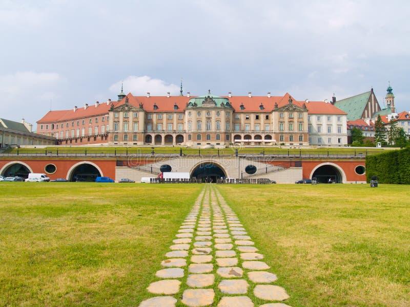 Download Royal Palace, Warsaw, Poland Stock Photo - Image: 20000614