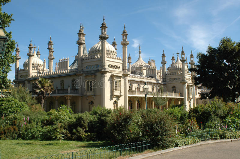Download Royal Pavilion stock photo. Image of landmark, brighton - 29448198