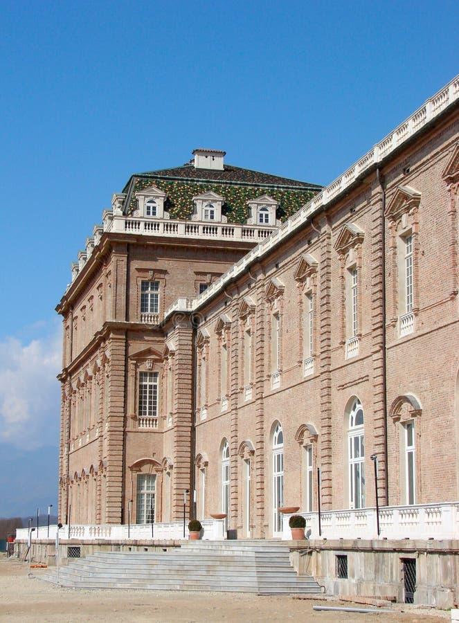 Download The Royal Residence Of Venaria Stock Illustration - Image: 4629239