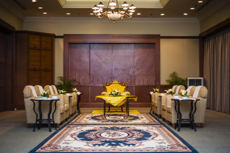 Download The Royal Resting Room stock photo. Image of decoration - 41881190