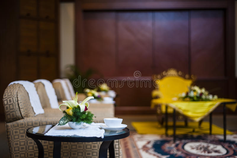 Download The Royal Resting Room Stock Photo - Image: 41881476