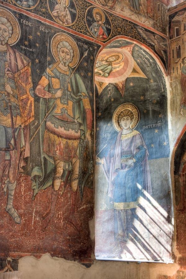 royal targoviste do kościoła obrazy royalty free