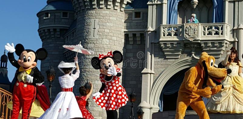Royaume de magie de cérémonie d'ouverture photo stock