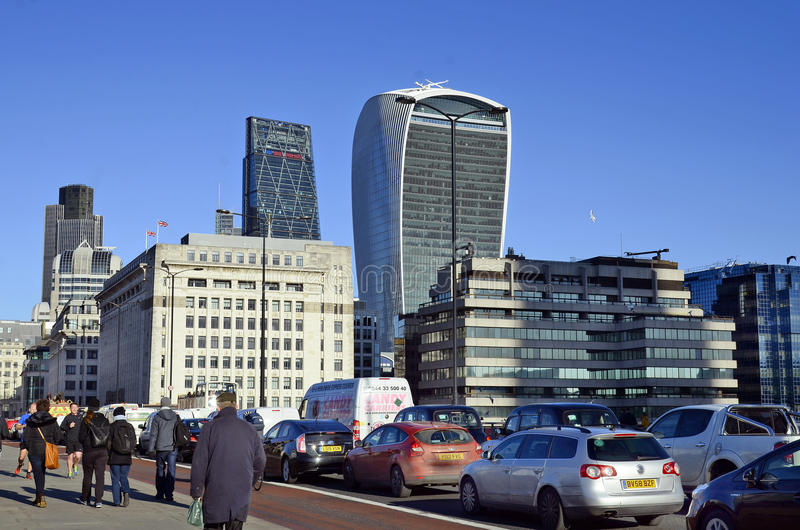 Royaume-Londres unie photos stock