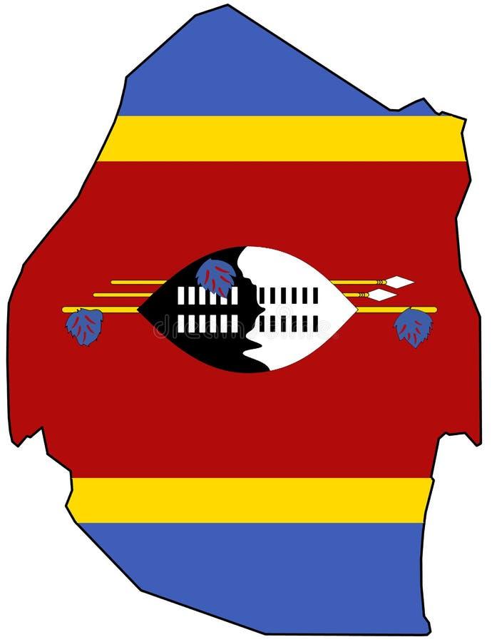 royaume Souaziland photo stock