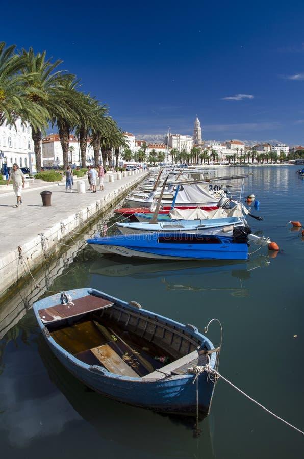 Rozłam, Chorwacja zdjęcia royalty free