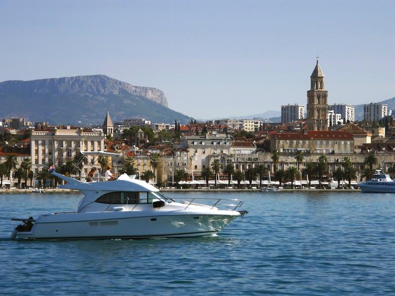 Rozłam, Chorwacja, Dalmatia obraz stock
