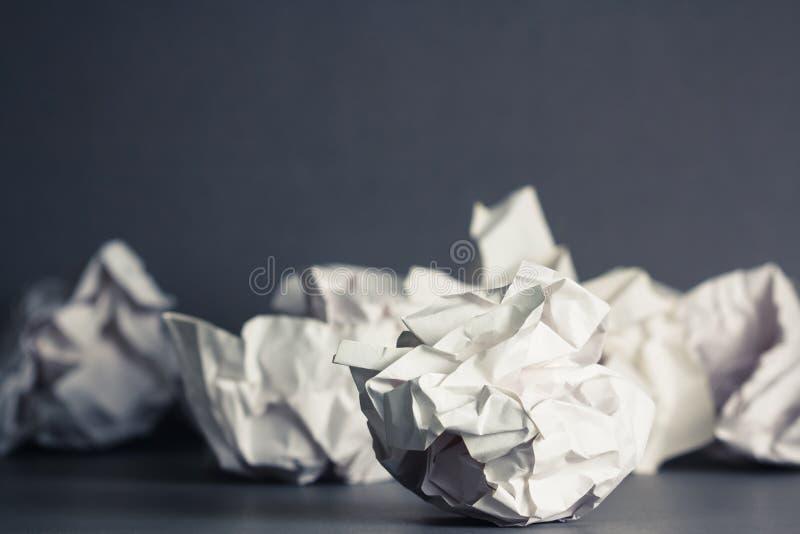 Rozdrobni papier obrazy stock