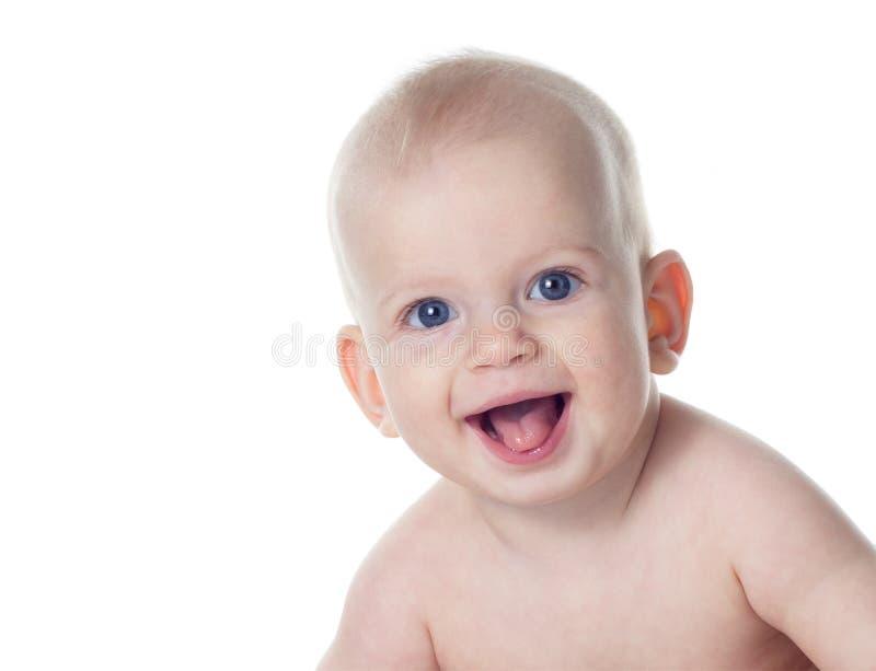 Roześmiany dziecko zdjęcia royalty free