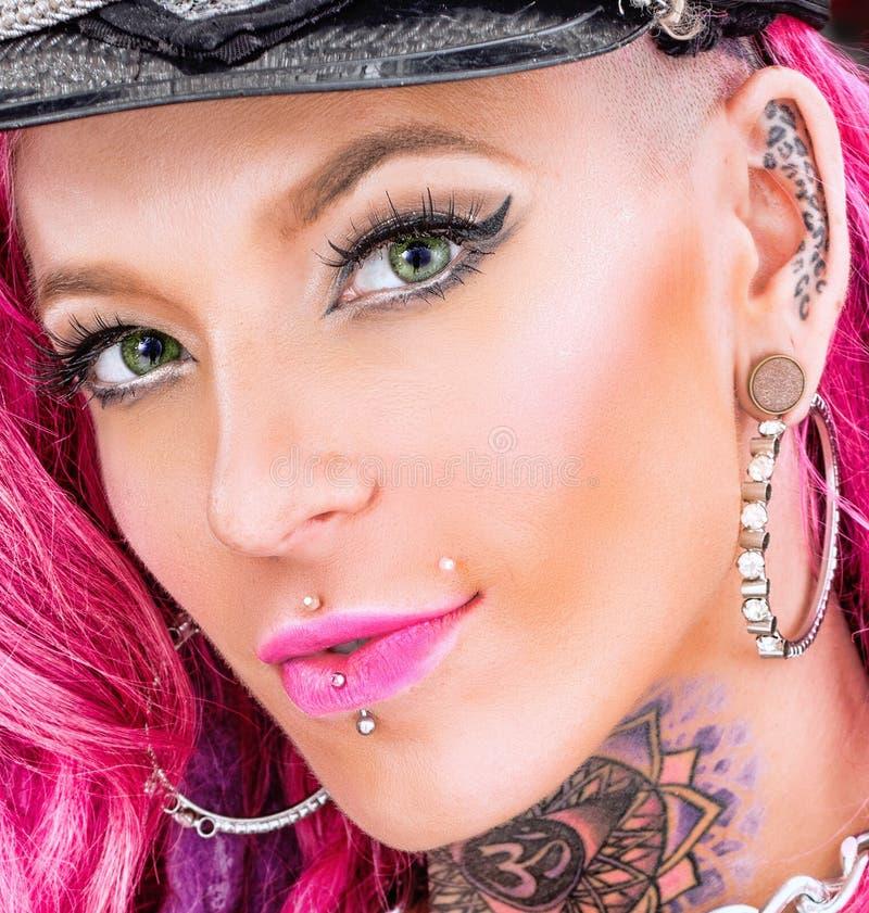 Roze stock afbeeldingen