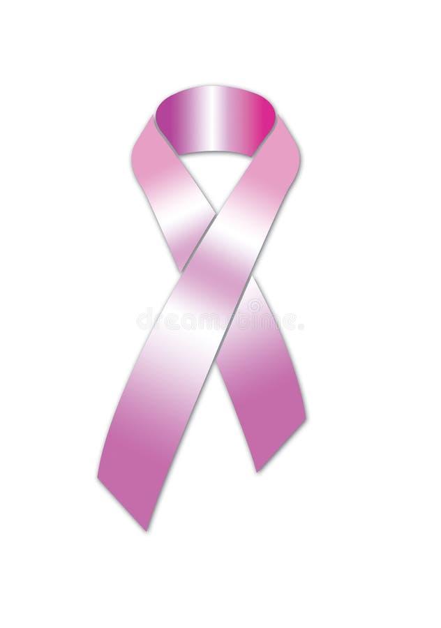 Roze Affiche 4 van het Lint stock illustratie