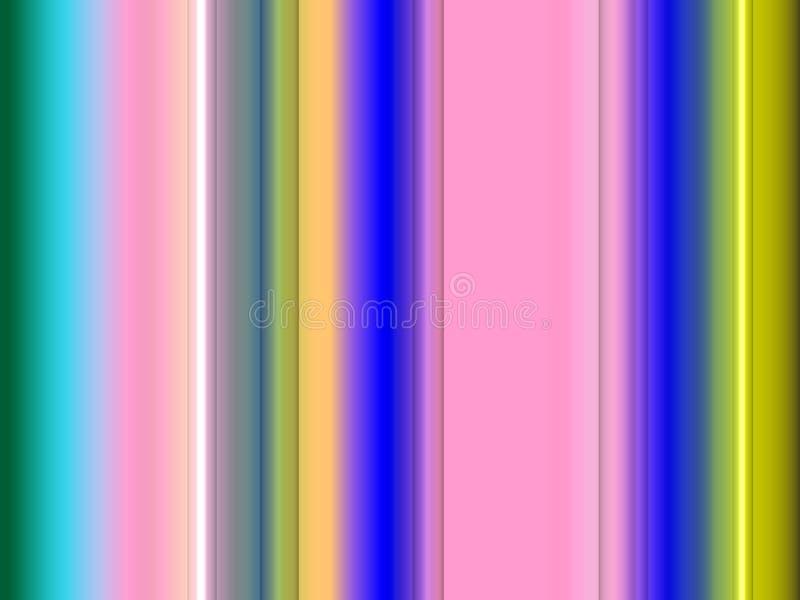Roze blauwe gouden blauwe fonkelende vormen, lijnen, fonkelende achtergrond, grafiek, abstracte achtergrond en textuur royalty-vrije illustratie