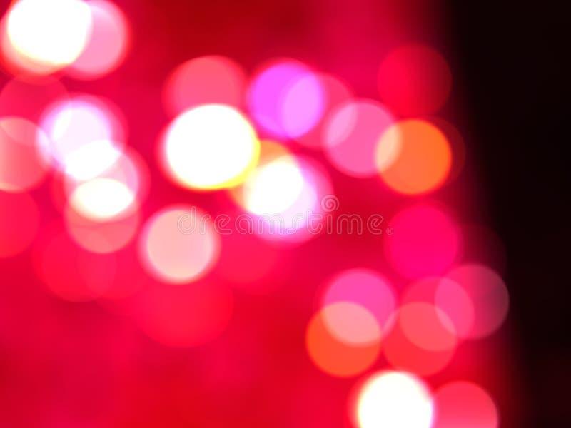 Roze Bokeh-Achtergrond stock fotografie