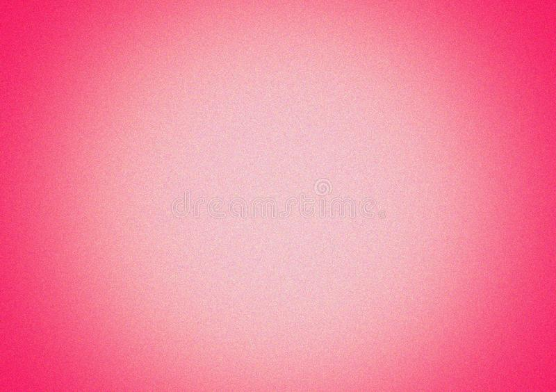 Roze duidelijke eenvoudige gradiëntachtergrond royalty-vrije stock afbeelding