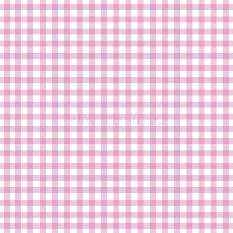 Roze Gingang vector illustratie
