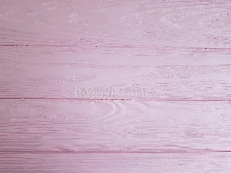 Roze houten geweven achtergrond, streep royalty-vrije stock afbeelding
